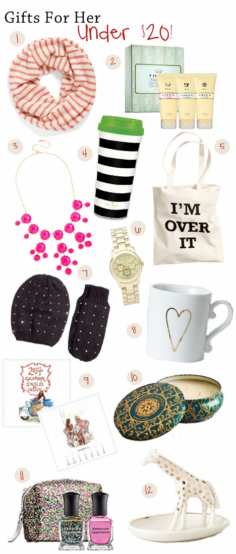 A Good Hue Holiday Gift Guide Gifts For Her Under 20