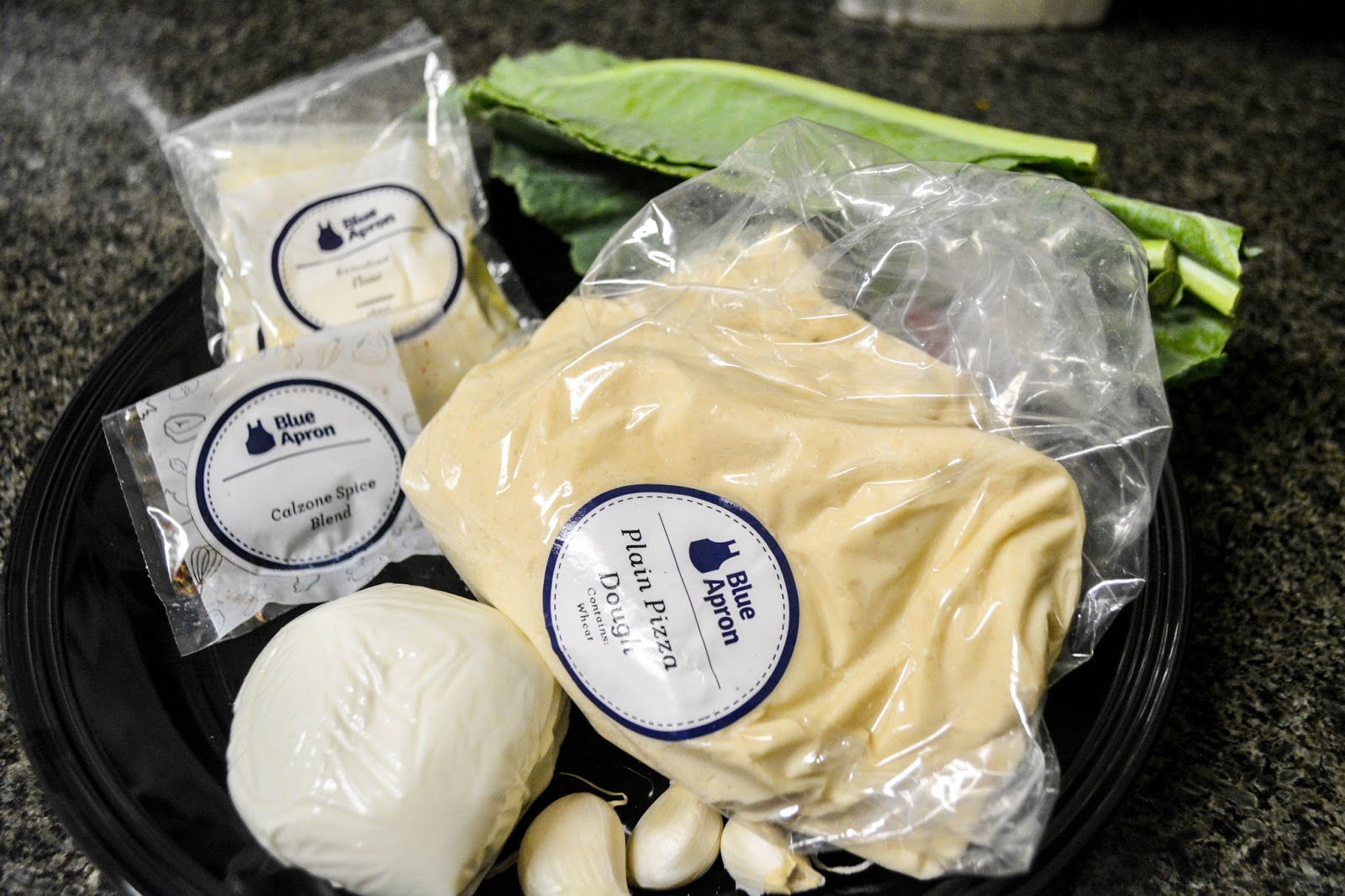 blue apron recipe #3
