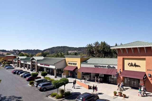Compras em Napa Valley