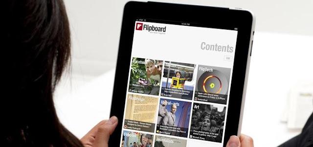 Flipboard abriu escritório em Londres
