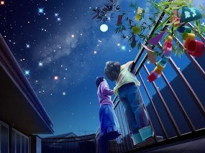 Lagu Rohani Bagaikan Bintang-Bintang