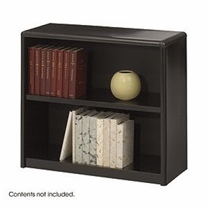 Safco Mate Steel Bookcase