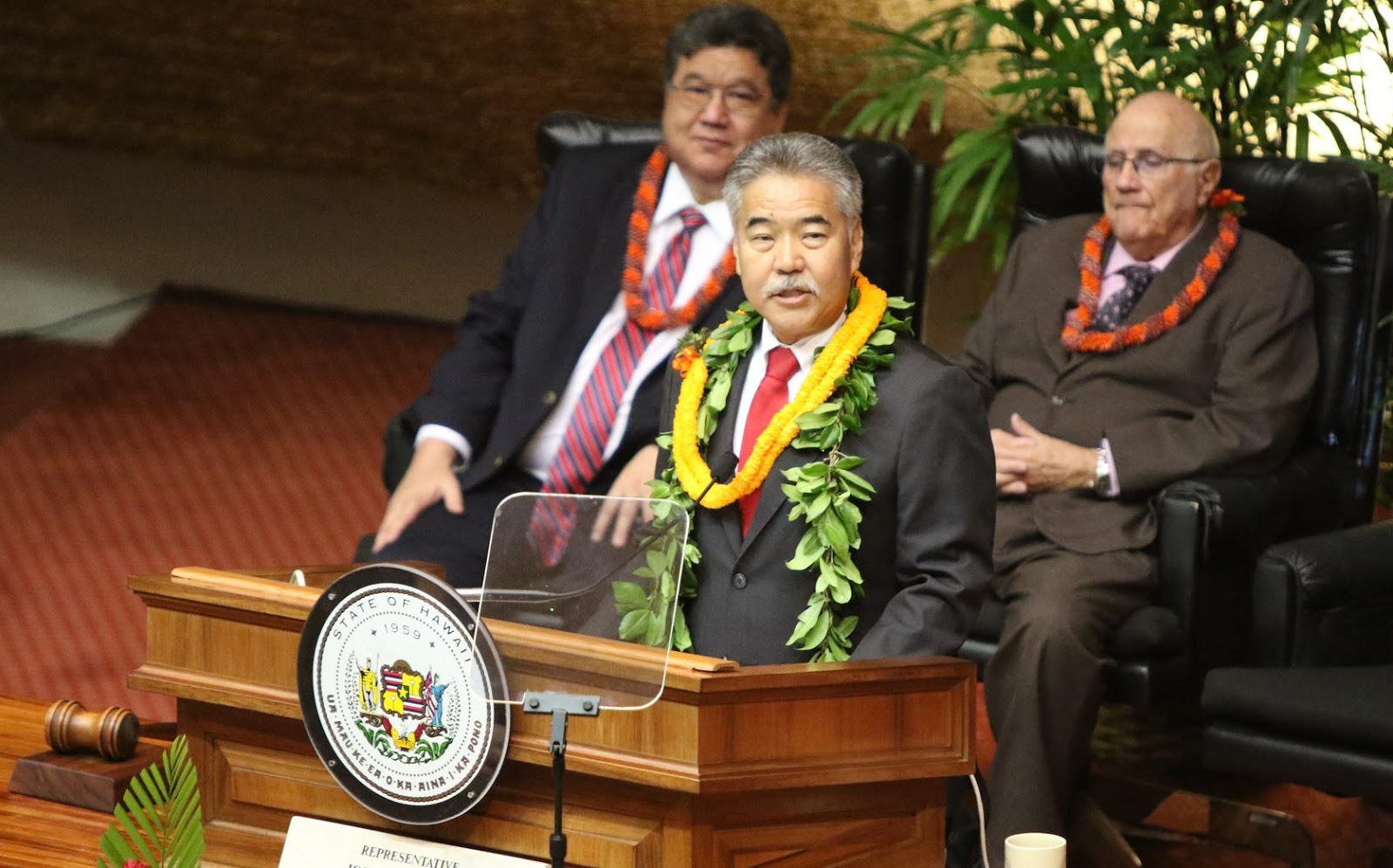 all hawaii news  governor touts education housing in third state of the state address lawmakers push counties to tax themselves more kauai missile defense plans