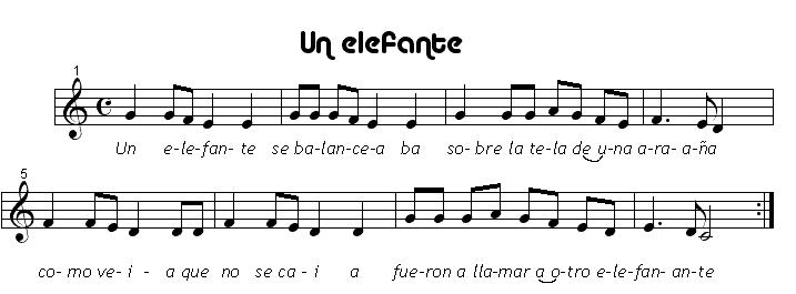 Mi Aula De Musica Partituras Canciones Para Flauta