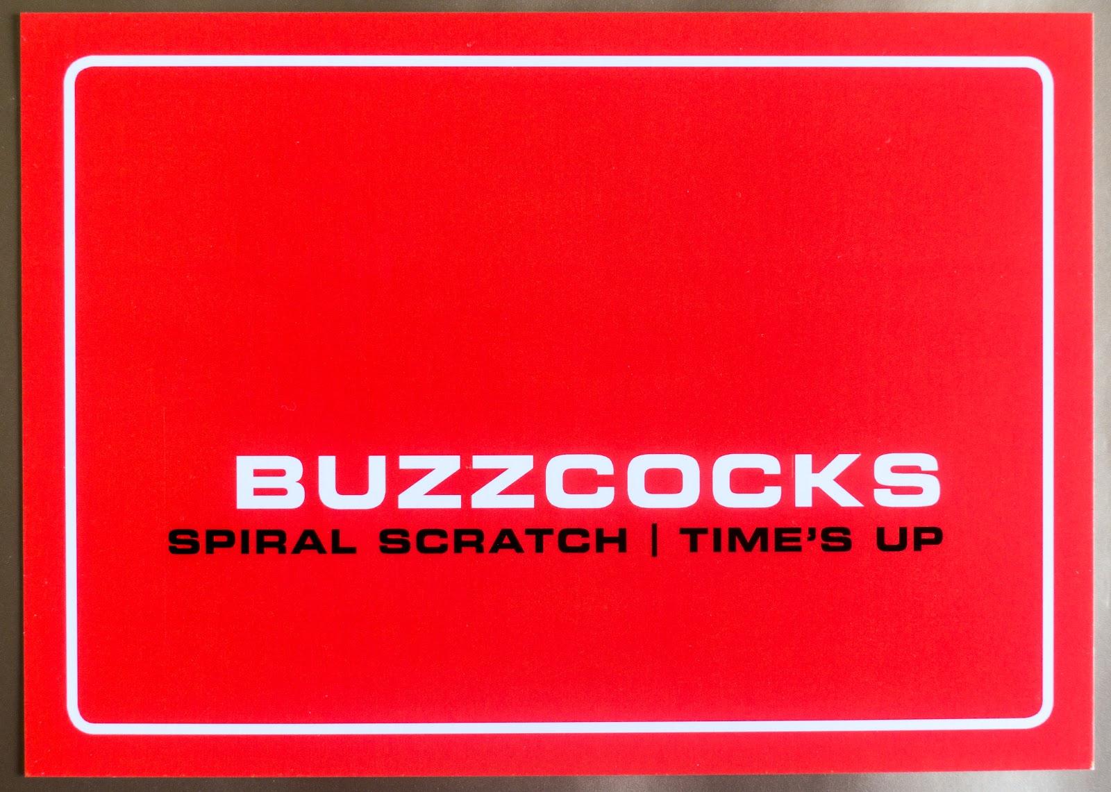 Feed The Enemy Buzzcocks 40 Year Anniversary Box Set