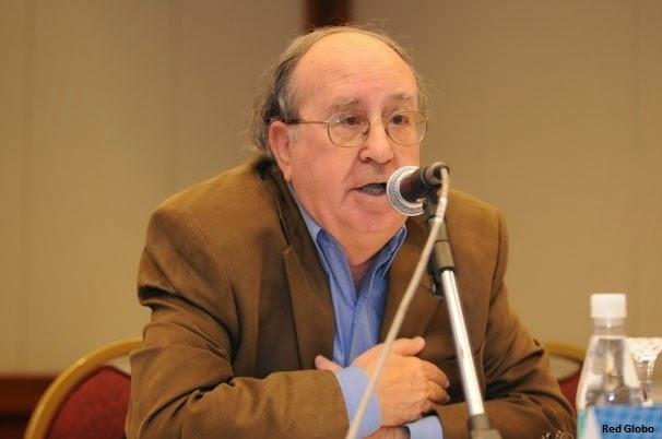 Jesús Martín Barbero en Bogotá
