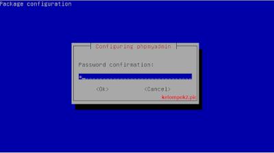 cara konfigurasi web server di linux debian 8