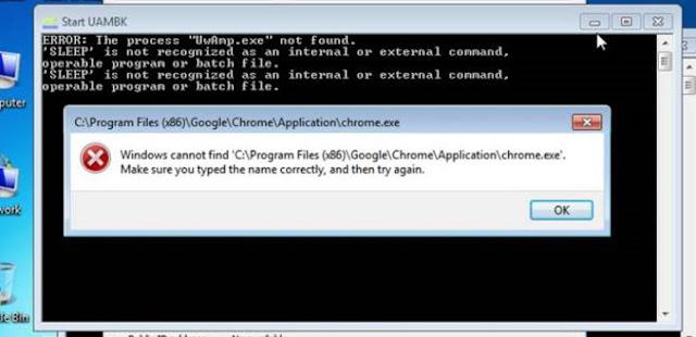Mengatasi Masalah Instalasi Aplikasi Server dan Client UAMBN-BK