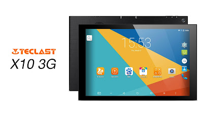 Teclast X10 3G Tablet Giveaway