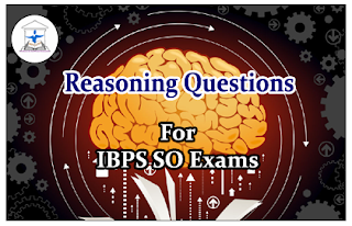Reasoning Questions (Seating Arrangements) for IBPS SO Exams Set-20