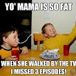Yo' Mama Is So Fat