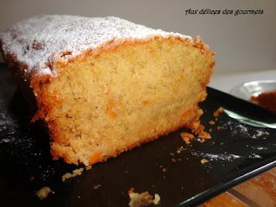 Aux d lices des gourmets cake au potiron - Cake au potiron sucre ...