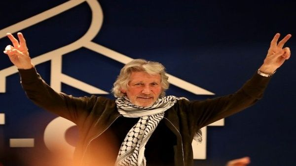 Roger Waters se declara fan de Mujica y defiende a Palestina