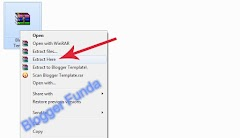 How to install Any Blogger Template 2019