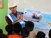 Menginspirasi di kota udang melalui kegiatan Kelas Inpirasi Cirebon 2