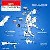Peta Provinsi Maluku Utara Lengkap 8 Kabupaten 2 Kota