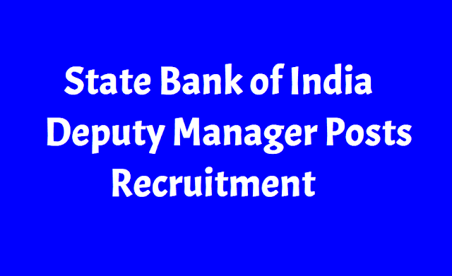 sbi deputy manager (internal audit) posts recruitment 2018,apply for sbi recruitment,sbi deputy manager recruitment online applying last date