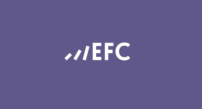 Edukacyjna Fundacja im. prof. Romana Czerneckiego EFC - logo