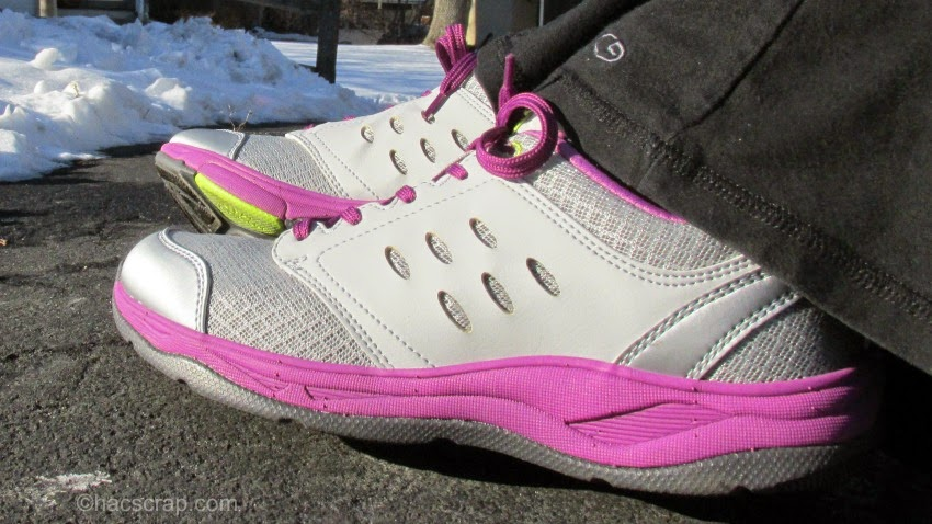 Vionic Walking Shoes - perfect for starting your walking program