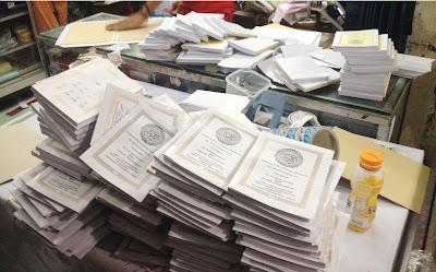 Tempat Cetak Buku Yassin | Cetak Yasin Murah