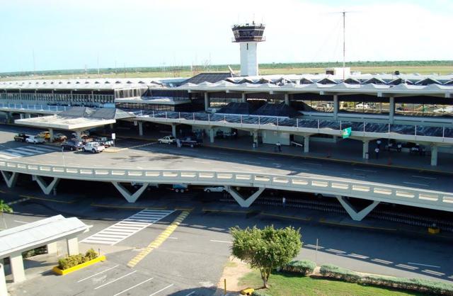 aeropuerto Internacional de Las Américas