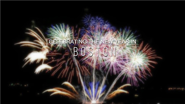 Celebrating the New Year in Boston