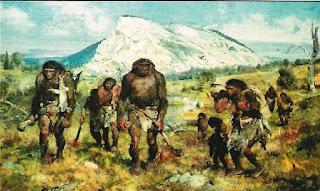 ricerca per la scuola sul paleolitico