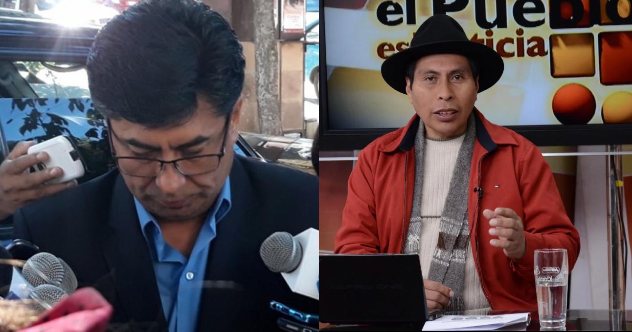 Magistrado cree que se magnifica su caso y viceministro niega cargos de Mujeres Creando / WEB MONTAJE
