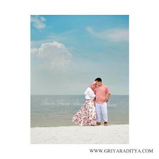 Rok Panjang Cantik Bahan Satin Rose Umbrella Skirt Griyaraditya 081372507000