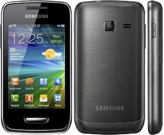Samsung Wave Y S5380D