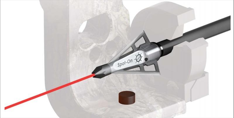 blog de chasse au chevreuil l 39 arc pointe de fl che au laser. Black Bedroom Furniture Sets. Home Design Ideas