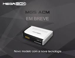 MEGABOX MG 5 ACM LOADER /RECOVERY - 30/11/2016