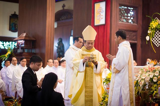 Lễ truyền chức Phó tế và Linh mục tại Giáo phận Lạng Sơn Cao Bằng 27.12.2017 - Ảnh minh hoạ 220