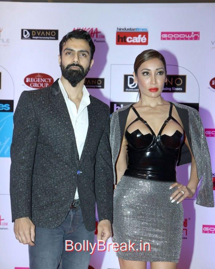 Ashmit Patel, Sofia Hayat, Mumbai's Most Stylish Awards 2015 Full Photo Gallery
