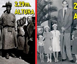 ¿Existió una raza de gigantes en la Tierra (en la antigüedad)?