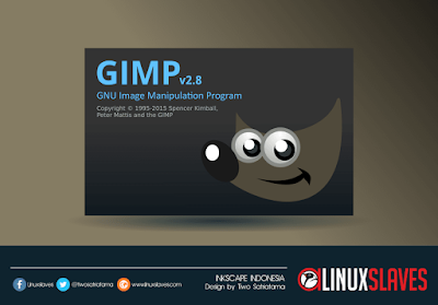 Download Gimp splash sreen