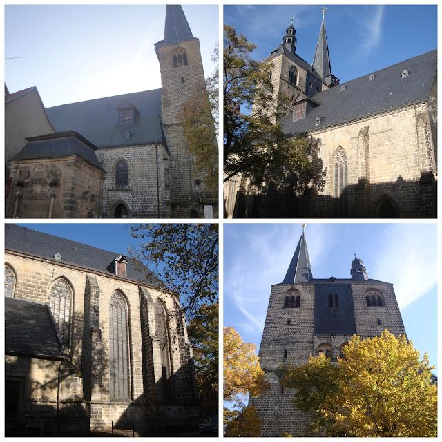 Beneditktkirche, Quedlinburg, Alemanha