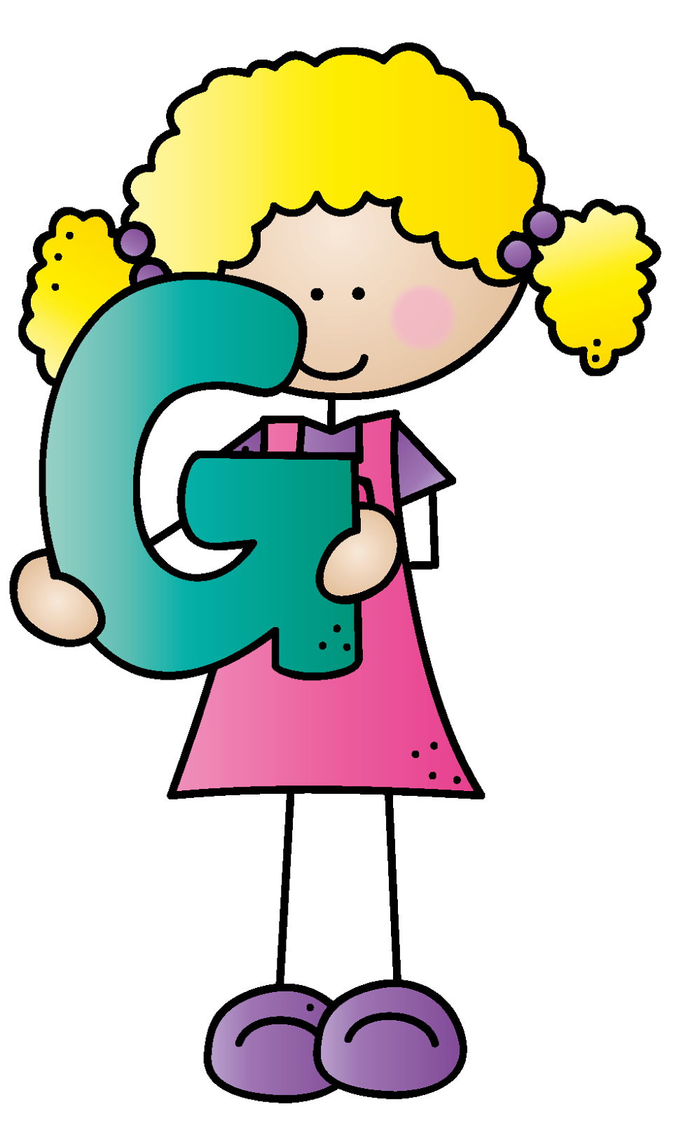 La letra g de los tales for Cose con la g