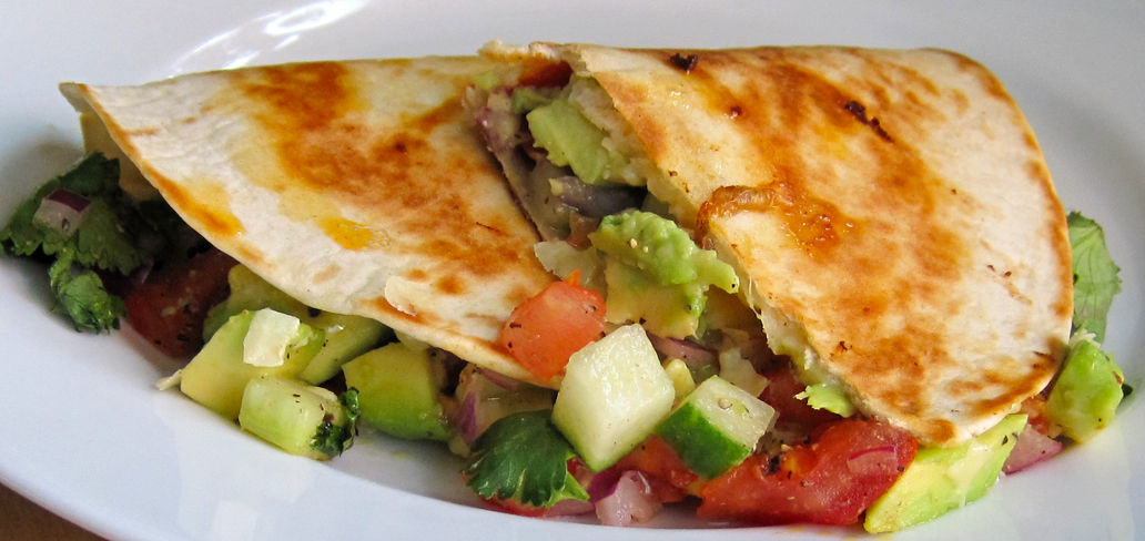 Quesadillas from Weight Watchers