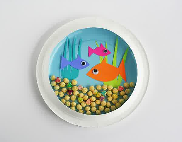 arts and crafts paper plates ~ art crafts projects