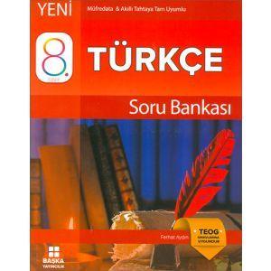 Başka Yayıncılık 8.Sınıf TEOG Türkçe Soru Bankası