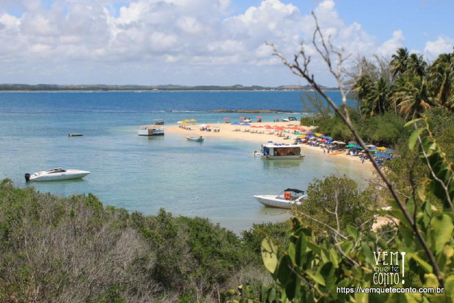 Ilha de Santo Aleixo - Pernambuco