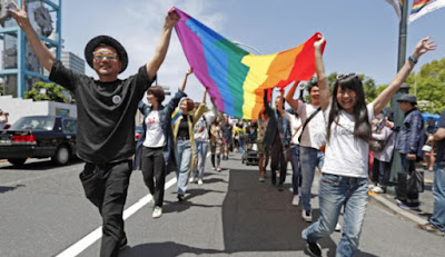 Casais LGBT