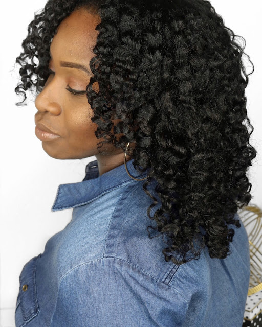 3 Products My Relaxed Hair Loves For Braid-outs!| Creme of Nature Argan Oil Products| HairliciousInc.com