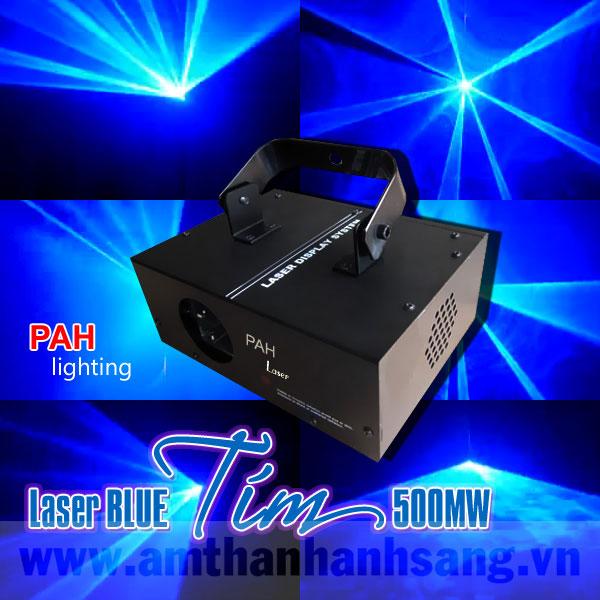 Đèn laser xanh