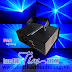 Đèn laser xanh siêu sáng phù hợp trang trí cho các cafe DJ chất lượng