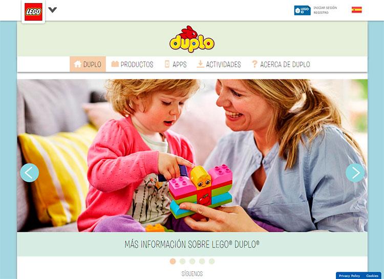 Descubre Lego Duplo