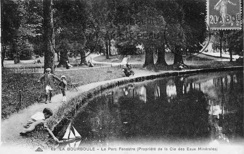 trottinette en 1933