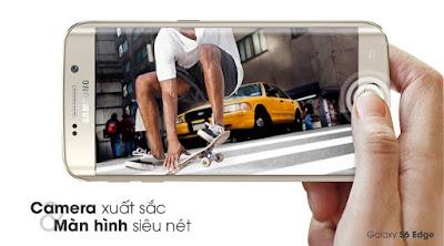 danh gia Samsung S6 Edge quoc te cu