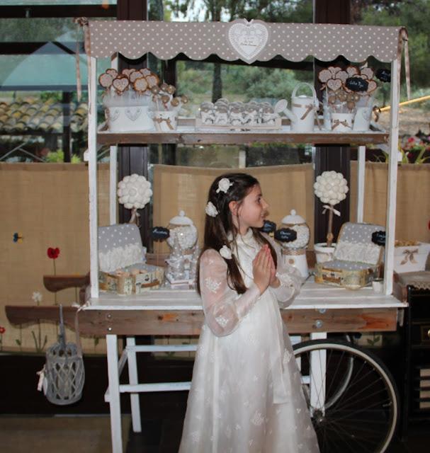 abbastanza Le leccornie di Danita: La prima comunione della mia principessa  XC78